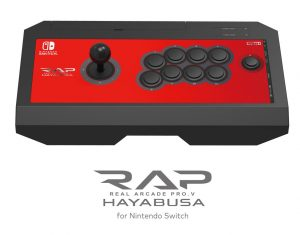 Hori arcade stick для nintendo switch