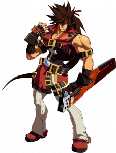 Guilty Gear Xrd - Sol Badguy (So)